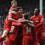 Liverpool ฤดูกาล 2013-14